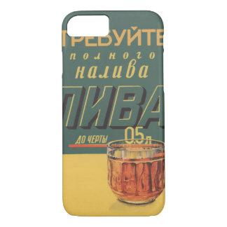Soviet Beer iPhone 7 Case