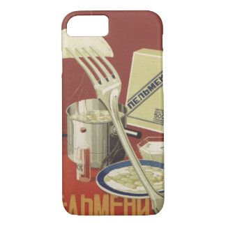 Soviet Dumplings iPhone 7 Case