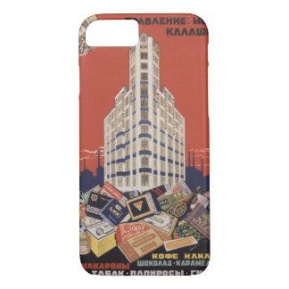 Soviet Factory iPhone 7 Case