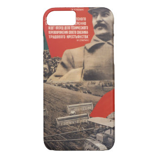 Soviet Farms iPhone 7 Case