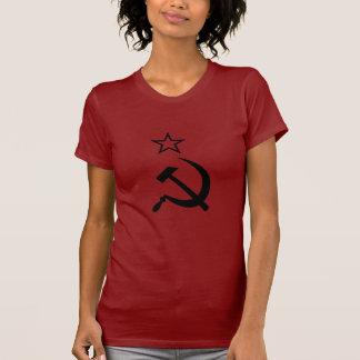Soviet Flag Device women's t-shirt