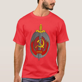 Soviet NKVD T-Shirt