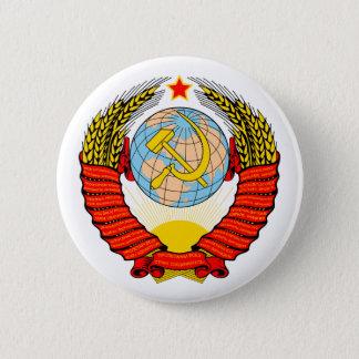 Soviet Union 2 Inch Round Button
