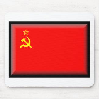 Soviet Union Flag Mouse Pad