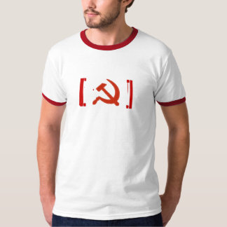 Soviet Union Hammer and Sickle - Customized T-Shirt
