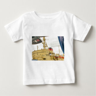 Soviet Union Ship Museum Baby T-Shirt