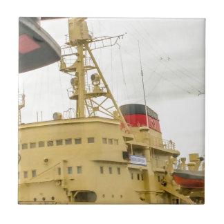 Soviet Union Ship Museum Tiles