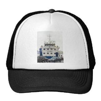 Soviet Union Ship Trucker Hat