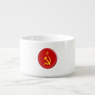 Soviet Union - USSR  Flag Bowl