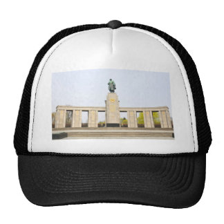 Soviet War Memorial in Berlin, Germany Trucker Hat