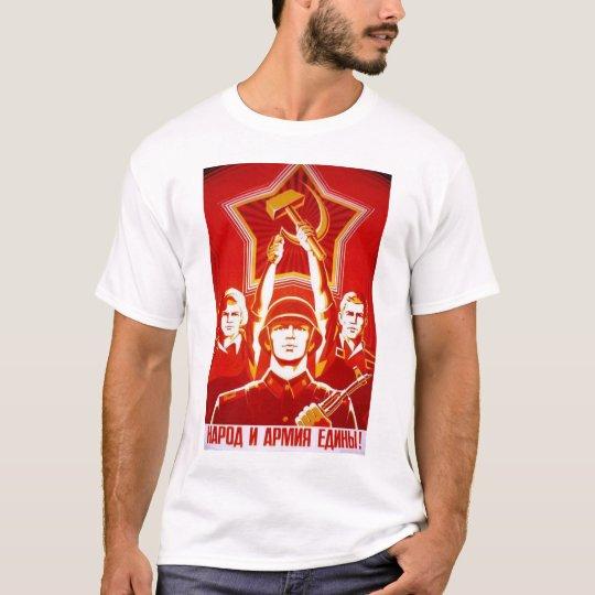 Soviet WW1 Propaganda T-Shirt