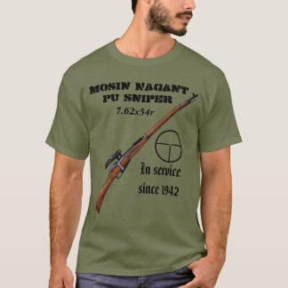 Soviet ww2 Mosin Nagant Sniper T Shirt !
