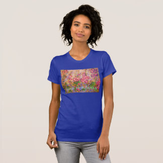 Sow Hollyhocks T-Shirt