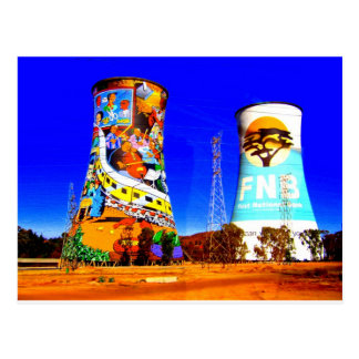 Soweto, South Africa Postcard
