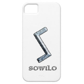 Sowilo rune symbol case for the iPhone 5
