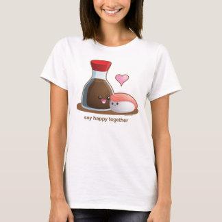 Soy Happy T-Shirt