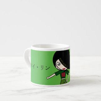 Soy-Lin Li espresso head Espresso Cup