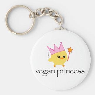 Soychick Vegan Princess Keychain
