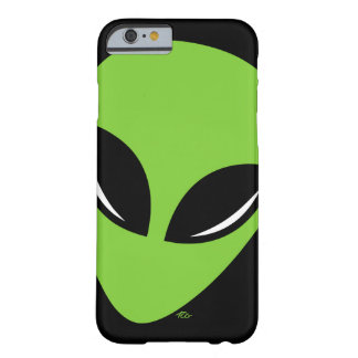 Soyez alien vert coque barely there iPhone 6