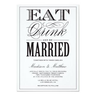 Soyez faire-part de mariage marié de |