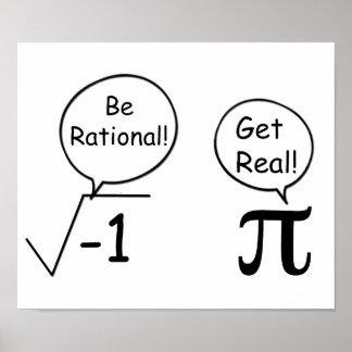 Soyez rationnel, obtenez vrai ! poster