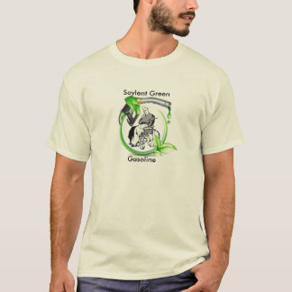 Soylent Green Gasoline T-Shirt