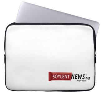 SoylentNews Neoprene Laptop Sleeves