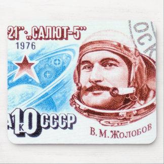 Soyuz 21 mouse pad