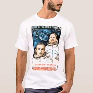 Soyuz 27 T-Shirt