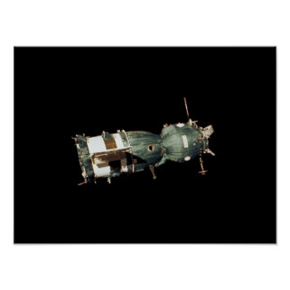 Soyuz Spacecraft (Apollo-Soyuz Test Project) Print