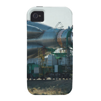 Soyuz to the Launch Vibe iPhone 4 Cases
