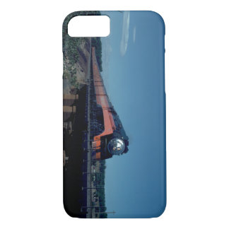 "SP ""Daylight"" train, led by 4-8-4 #4449_Trains iPhone 7 Case"