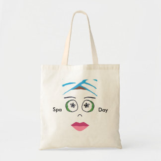 Spa Day Tote