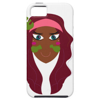 Spa goodness on white iPhone 5 case