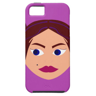 Spa Goodness pink design iPhone 5 Case