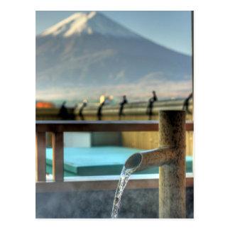 Spa Postcard
