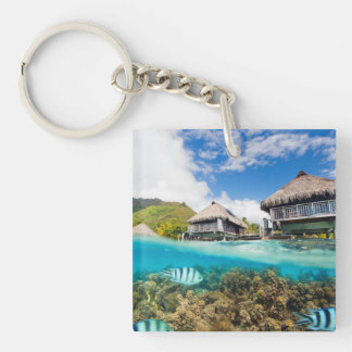 SPA resort Keychain