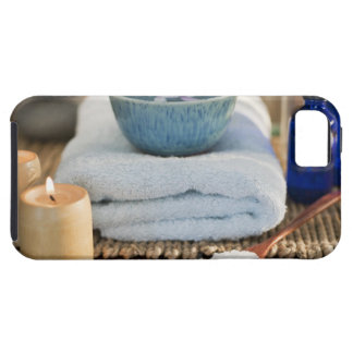 Spa still life iPhone 5 cover