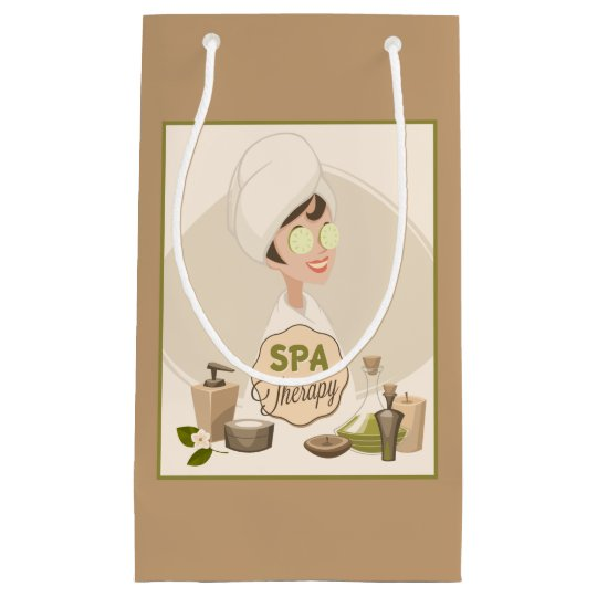 Spa Therapy Gift Bags