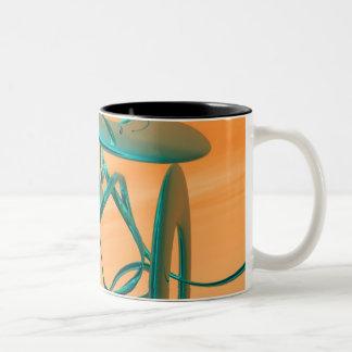 spa Two-Tone coffee mug