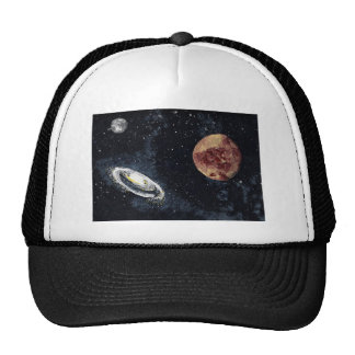SPACE 4 ~ MESH HAT