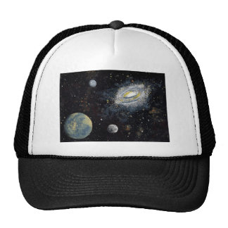 SPACE 8 MESH HATS