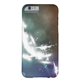 space abstraction barely there iPhone 6 case