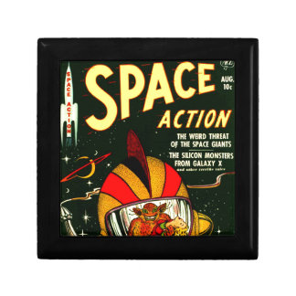 Space Action: Eek!  A Monster! Gift Box