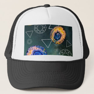 Space Agate Trucker Hat