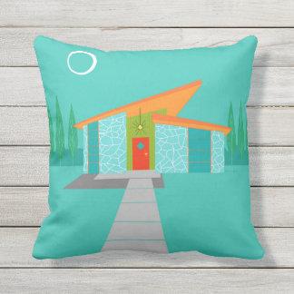 Mid Century Modern Outdoor Pillows : Mid Century Modern Pillows - Mid Century Modern Throw Pillows Zazzle
