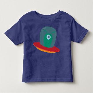 space alien child t-shirt