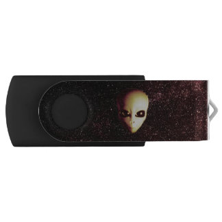 Space Alien Flash Drive