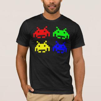 Space Alien Invader T-Shirt