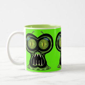 Space Alien Mug